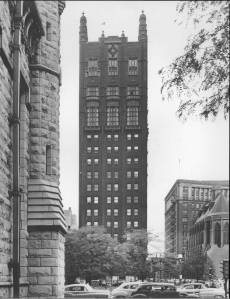 Loyola archive photo
