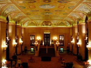 Palmer House. Photo from Creative Commons.