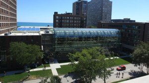 San Francisco Hall. Photo from Loyola University Chicago.