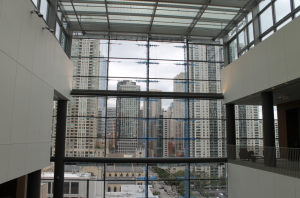 A Look Inside Loyola's 10-Story Vertical Business School Campus In The Gold Coast by Karis Hustad