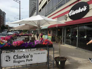 The new Clarke's at Loyola. Loyola University Chicago photo.